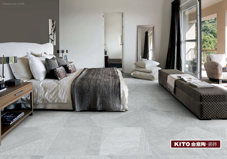 梅森布纹-卧室--北欧风格