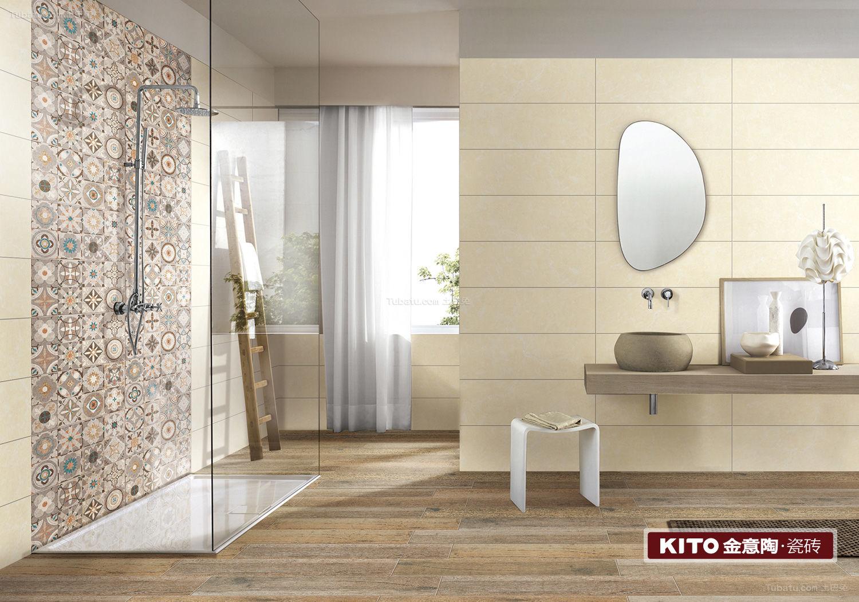 迷情罗马-浴室-北欧风格