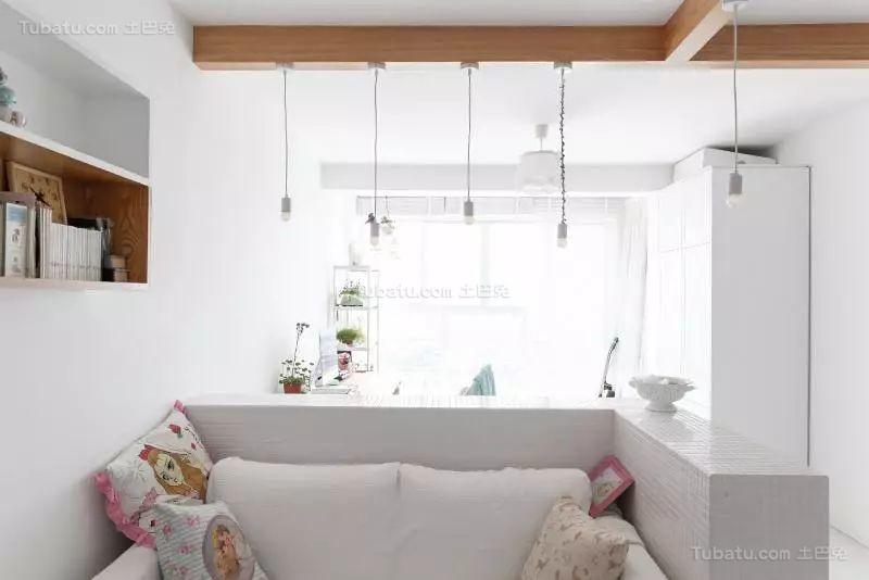 小户型北欧风格新家