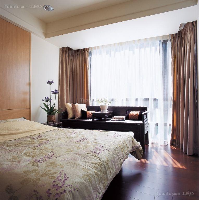 时尚中式家装效果图片