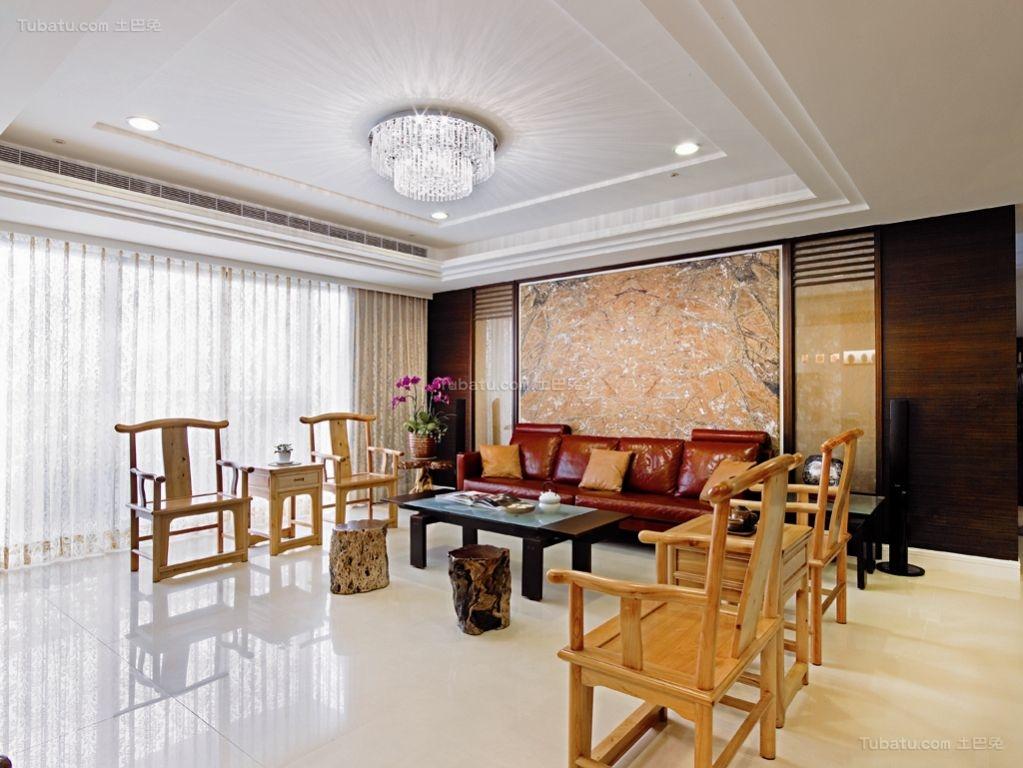 现代时尚中式家居图
