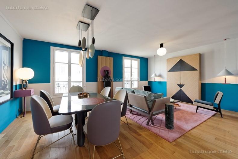 时尚创意公寓装修