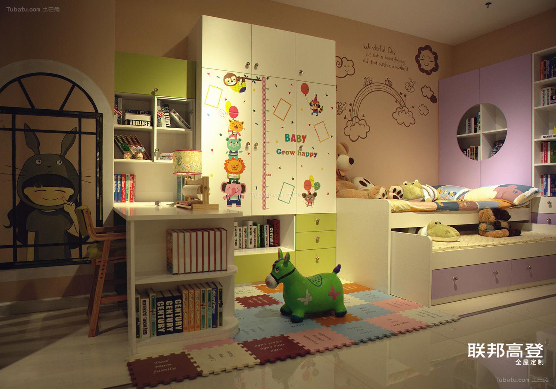 多功能儿童房