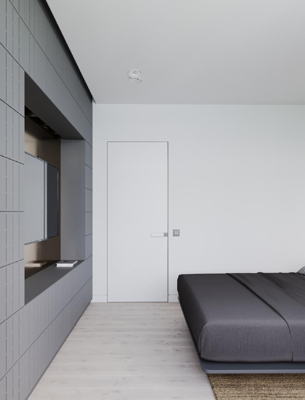 歐式簡約一居室2386477