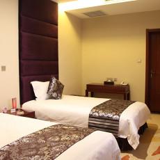 小型宾馆装修设计房间图片