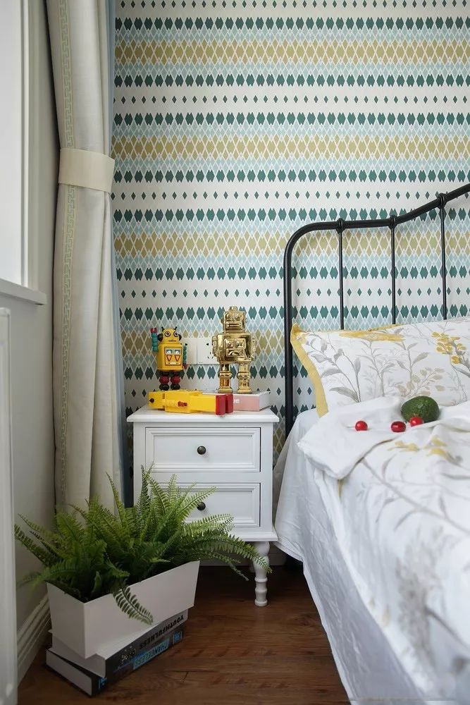 简美式舒适自然,客厅阳台好看实用10234818