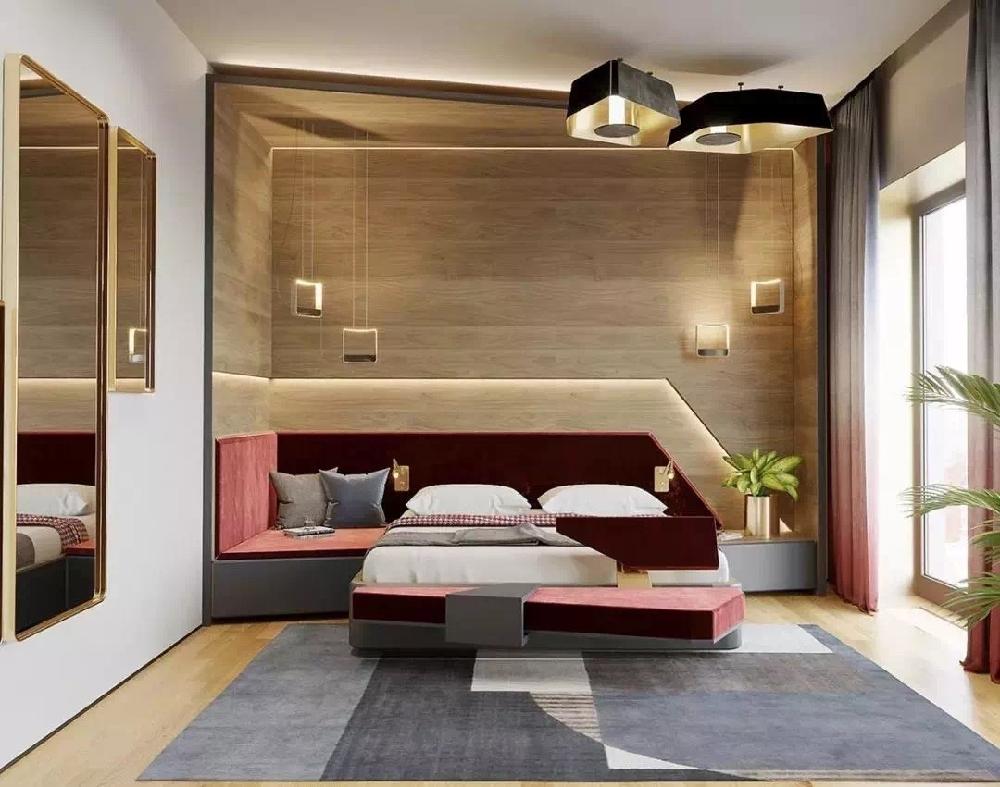 现代简约风格个性时尚精致住宅10267138