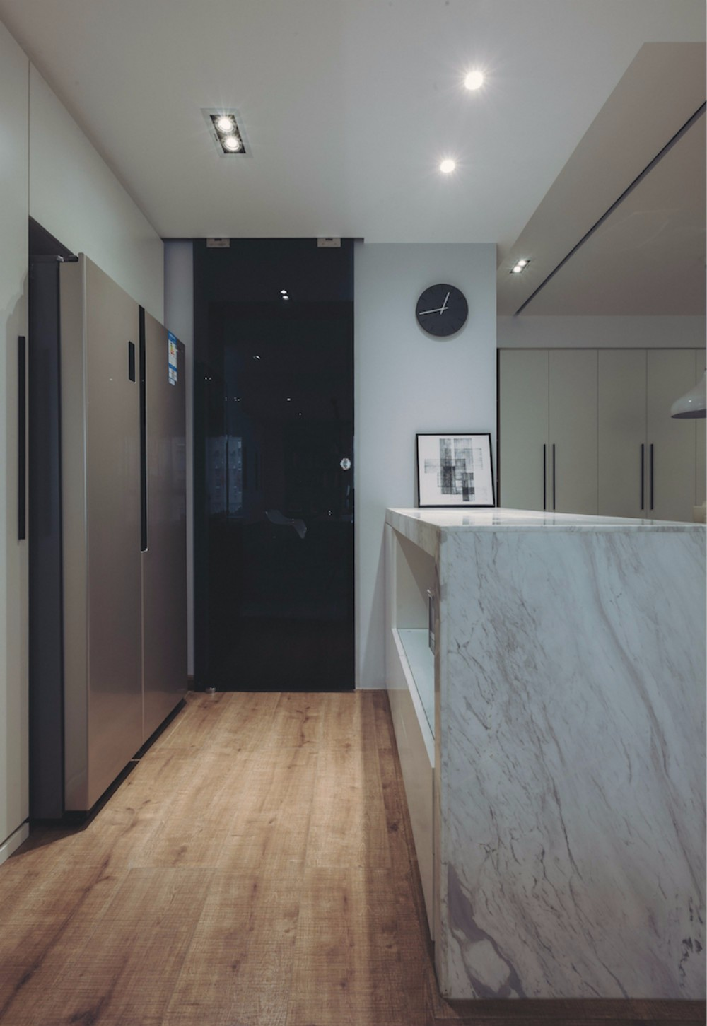 现代极简140m²四居室生活是一首诗10260145