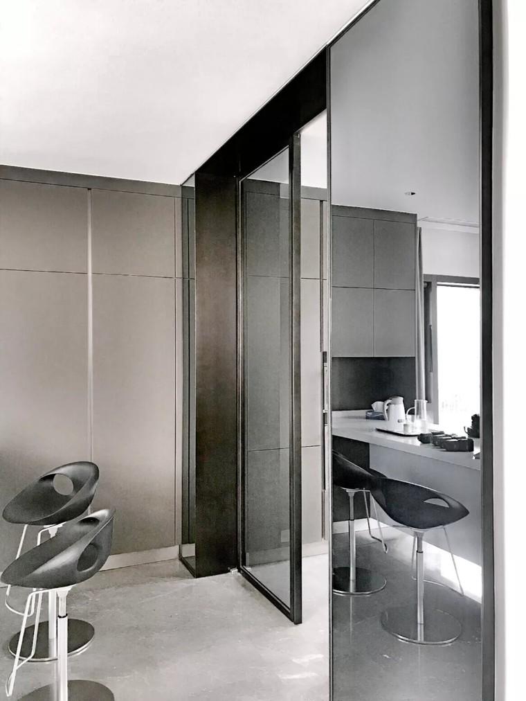 二层私人住宅 现代装修风格渲染生活10386607