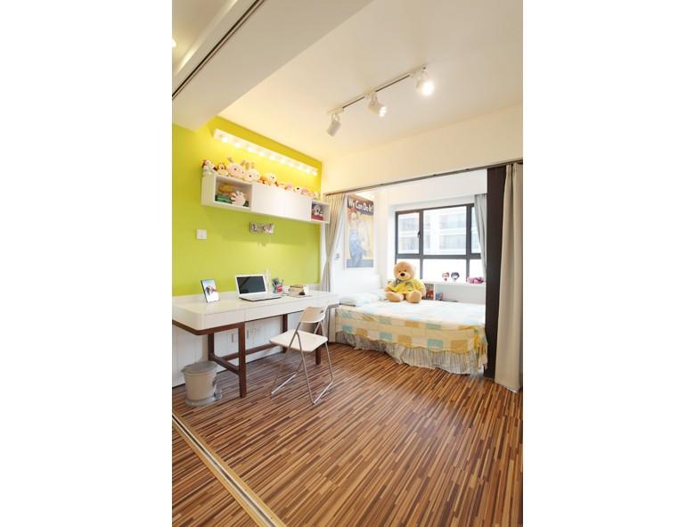 45㎡美式風格一居室-給你輕松生活10382557