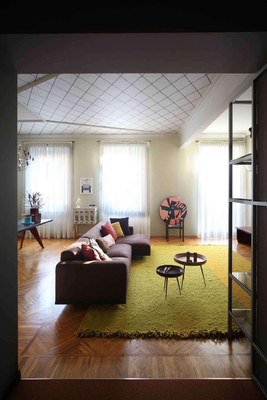 北欧风格 86平 两室一厅10417517