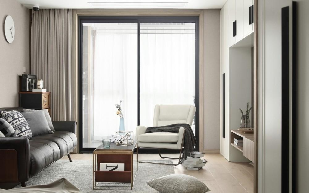 极简设计打造中式风格家装10415162
