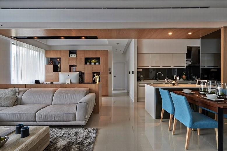 不一樣的現代港式家居風格10461749