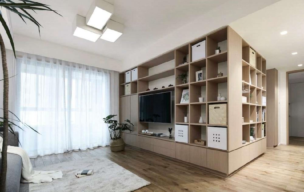102平米的日式风格三室两厅10504717
