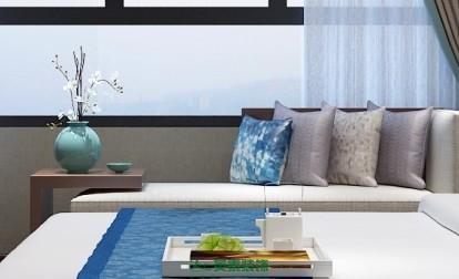 140m2新中式家裝案例,用細節突出品質10514722