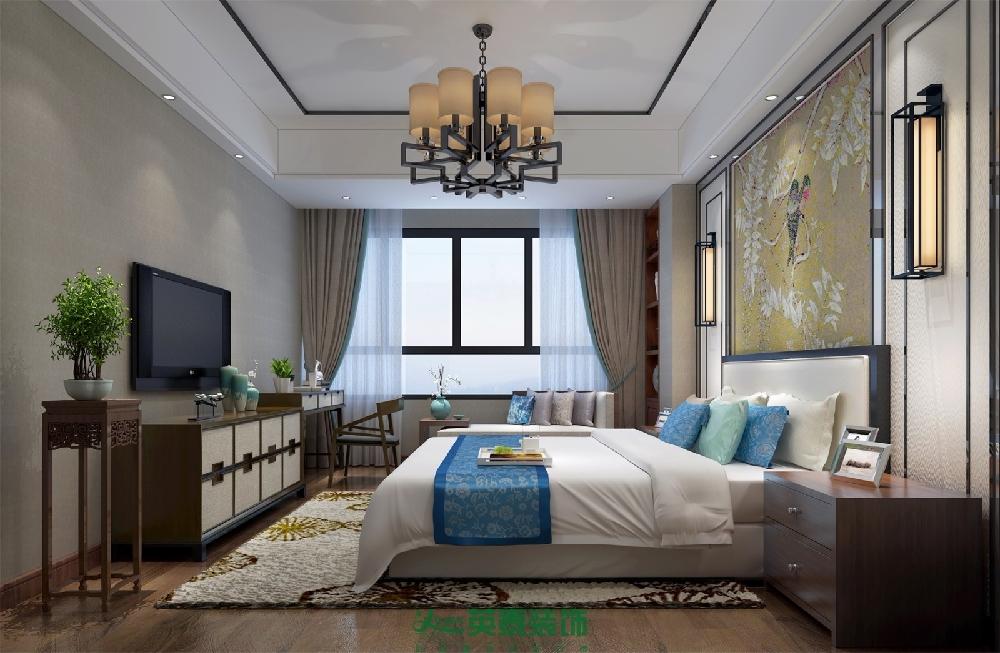 140m2新中式家裝案例,用細節突出品質10514717