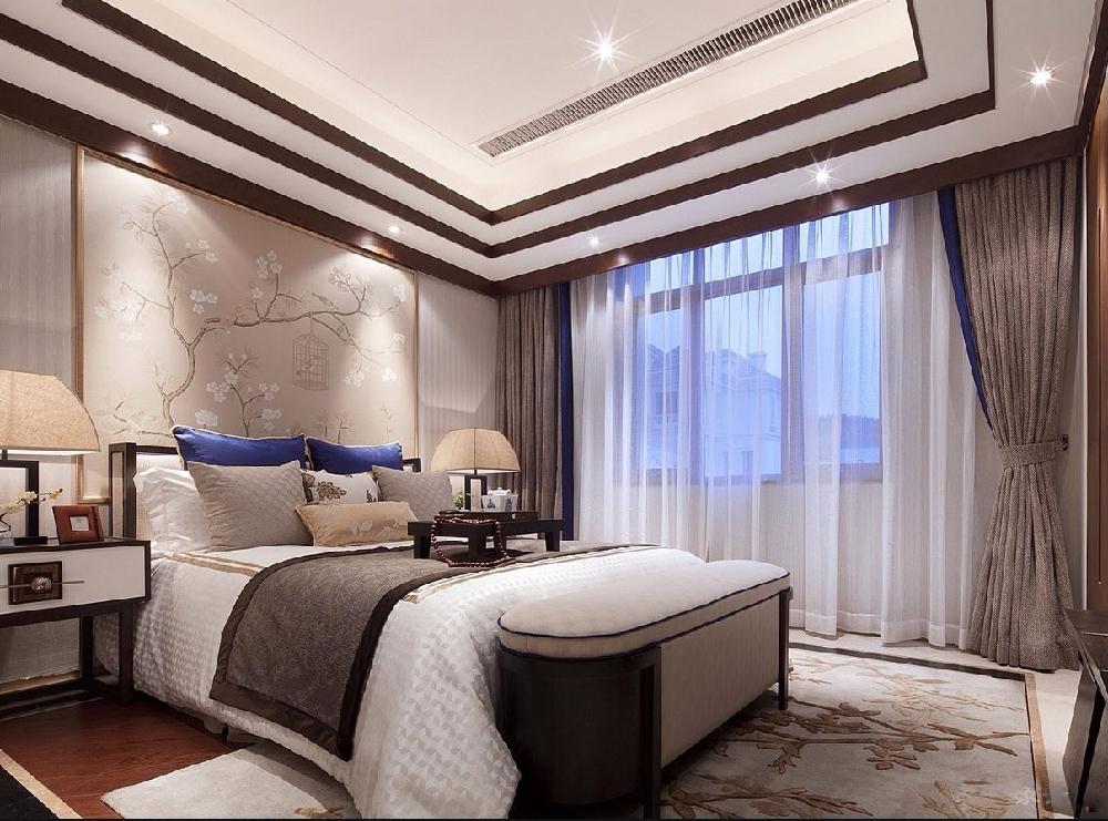 新中式,誰家的房子這么好看!10550868