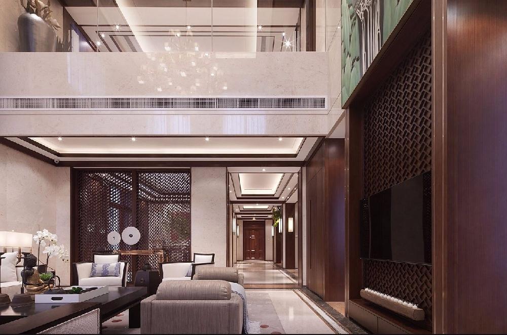 新中式,谁家的房子这么好看!10550867