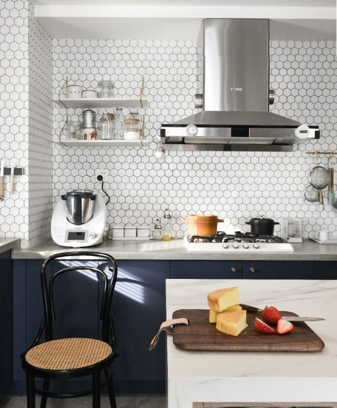 77 ㎡老房改造  開放式廚房10579282