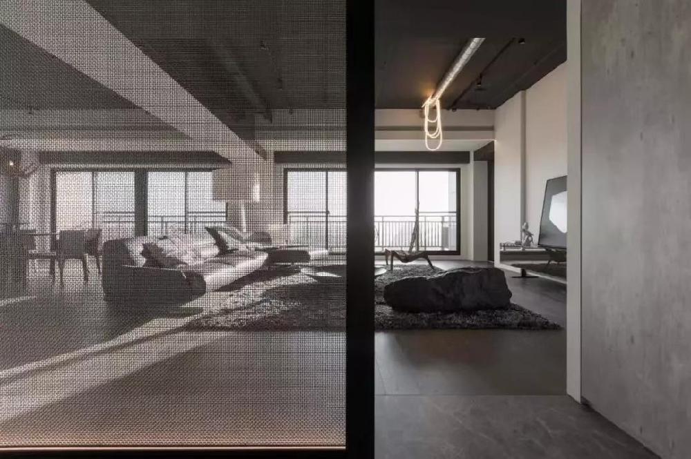 200平现代奢华风格个性大宅10597391