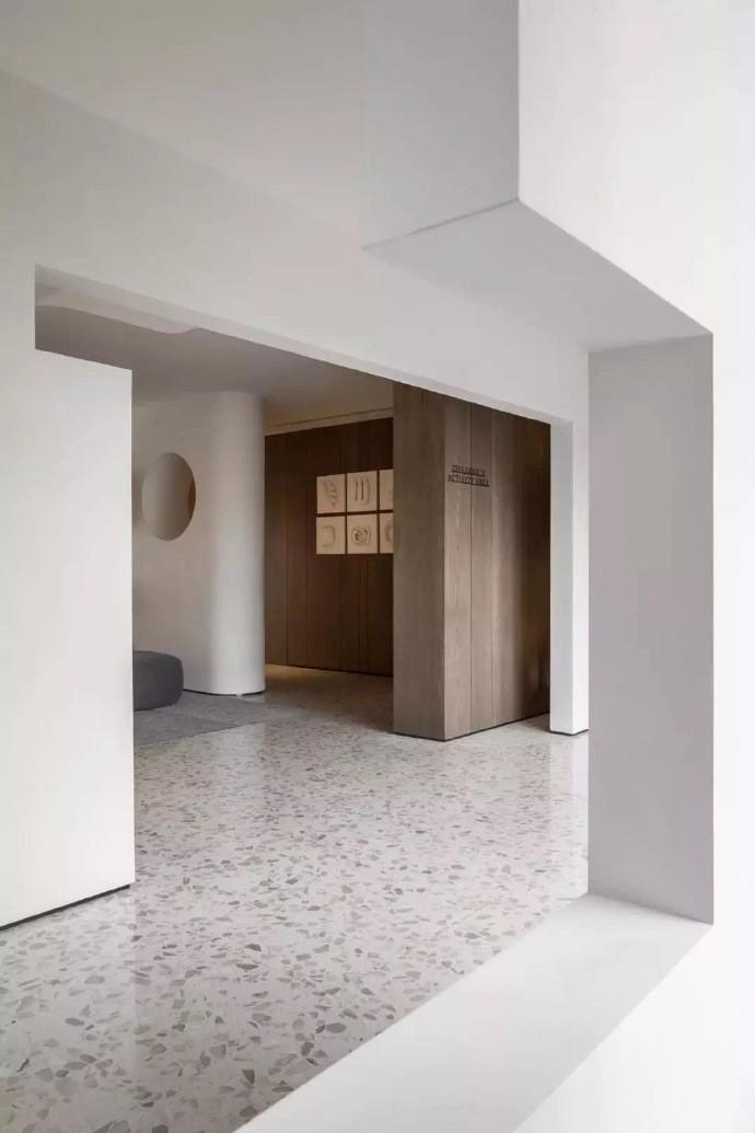 新中式简约风格三室装修10603559