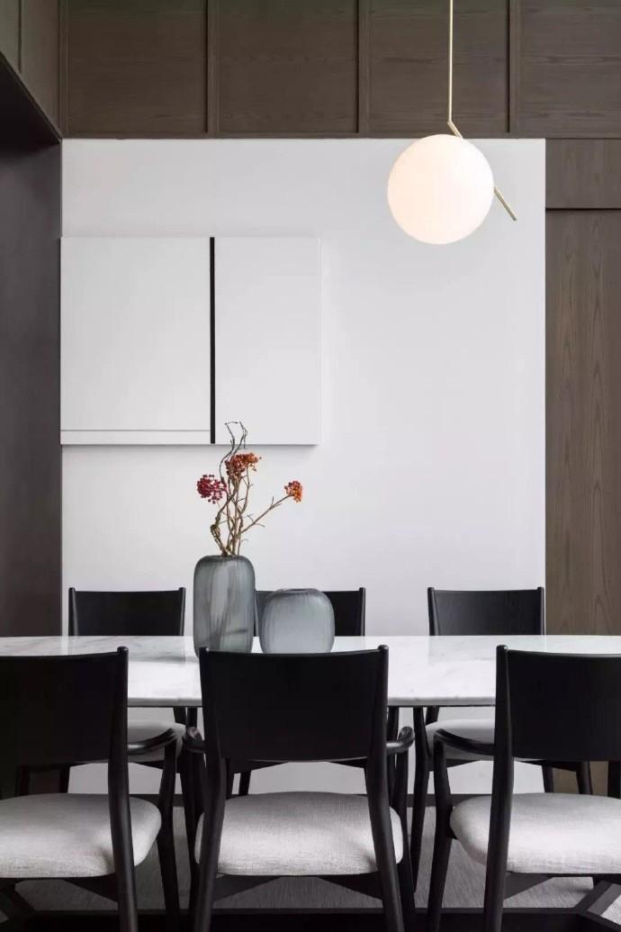 新中式简约风格三室装修10603557