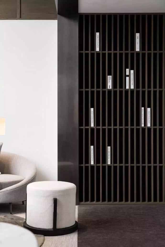 新中式简约风格三室装修10603560