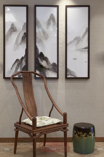 闲雅中式家居-诠释东方雅韵10605760