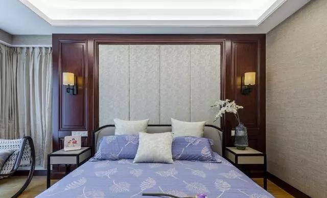 197㎡新房,原來有錢人都裝新中式!10625138