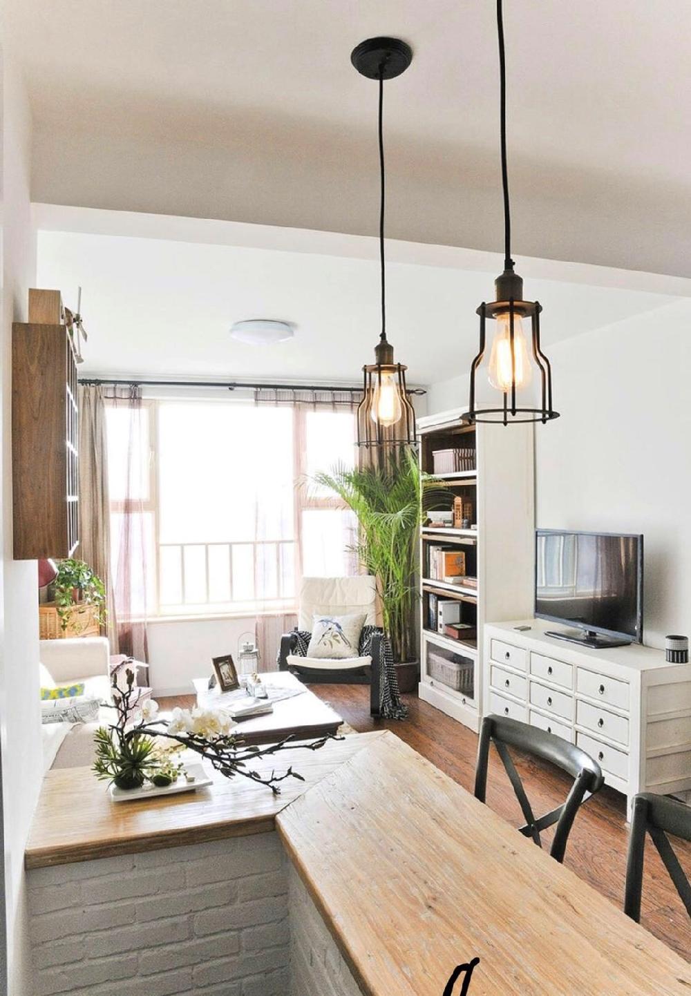 一室一厅,小两口的美式。10628515