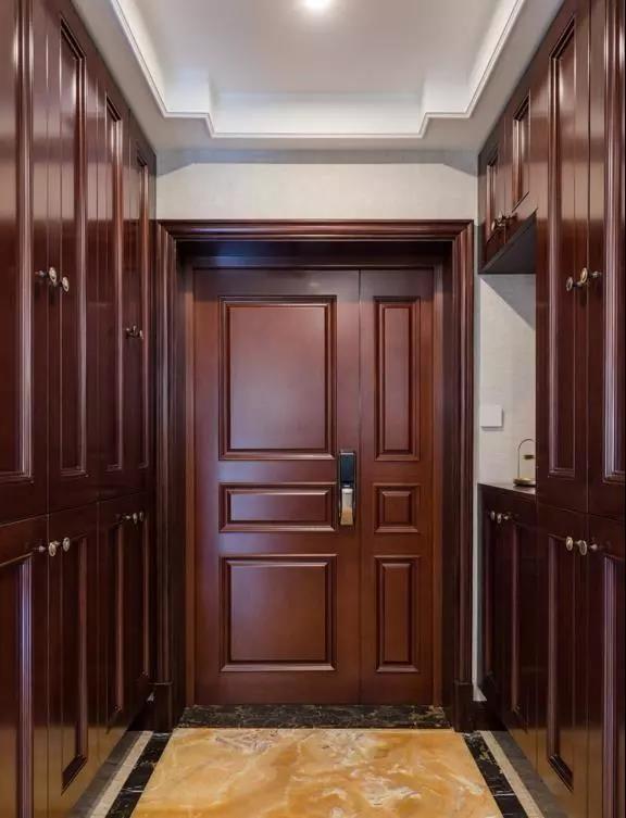 197㎡新房,原來有錢人都裝新中式!10625124