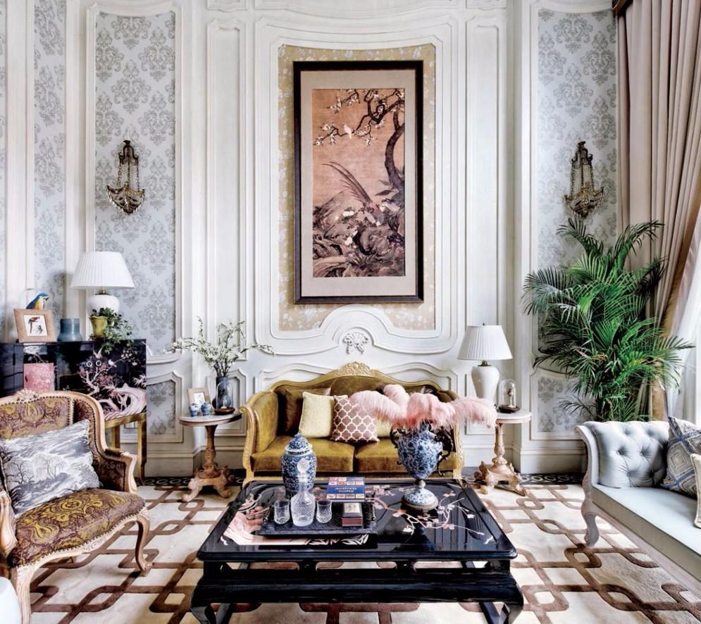 魅力法式风格,打造有格调的家。10623672