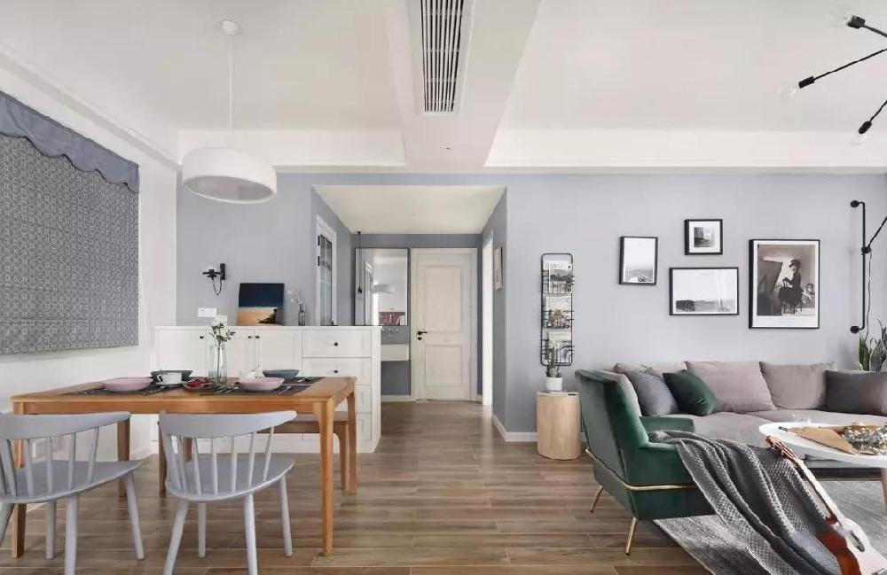 120平书桌放厨房,阳台改工作区。10643823