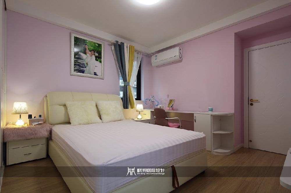 粉色女孩房,打造甜美公主房10670206