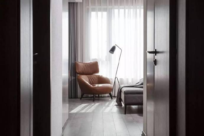 大客厅现代简约风格装修设计10685265
