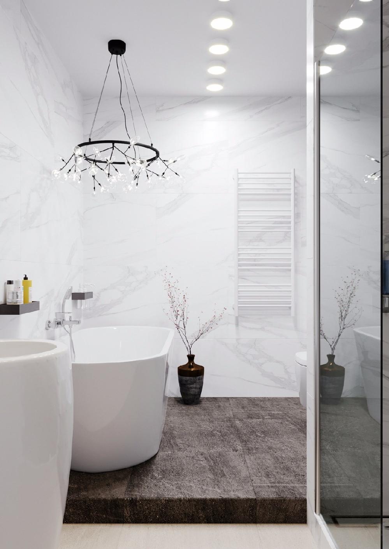 现代时尚简约住宅室内设计 | 简约不简单10686764