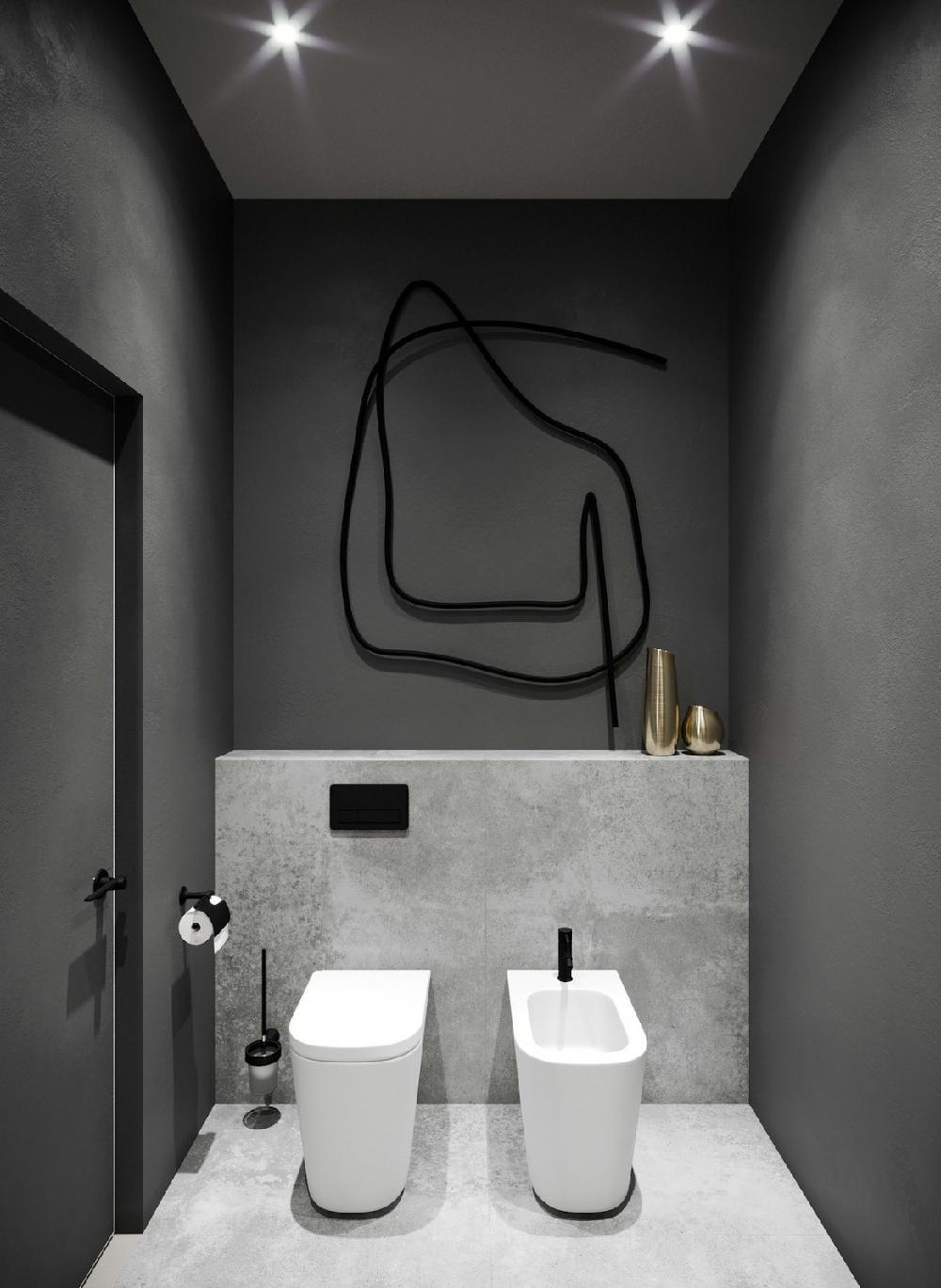 現代簡約公寓設計,帥氣又質感10719770