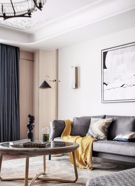 156㎡4居室,欧式高端典雅的代名词10773690