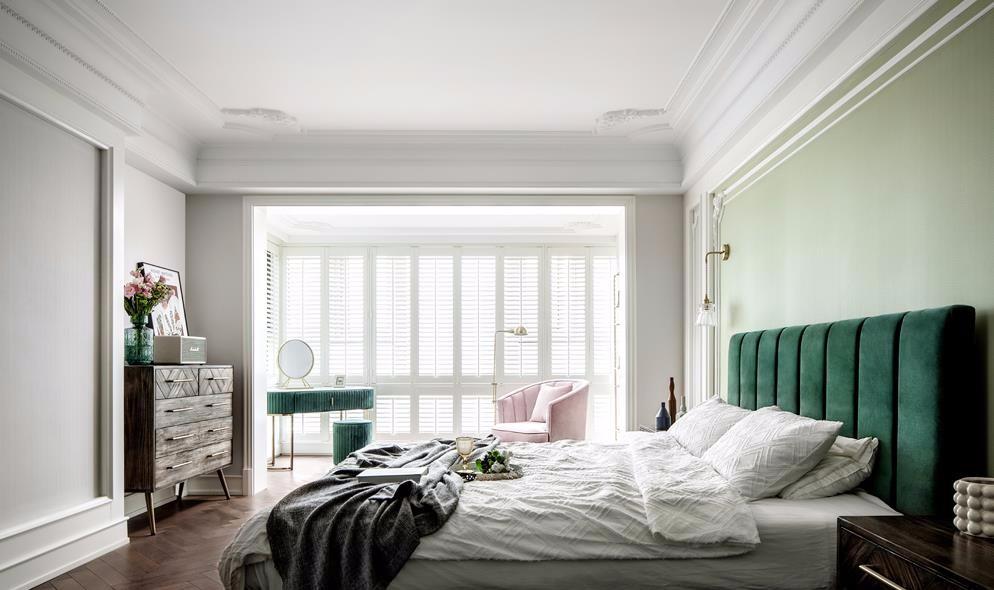 156㎡4居室,欧式高端典雅的代名词10773698