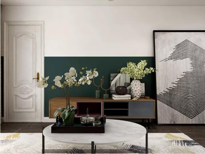 91㎡的北欧风格2居室,自然舒适的家10774678