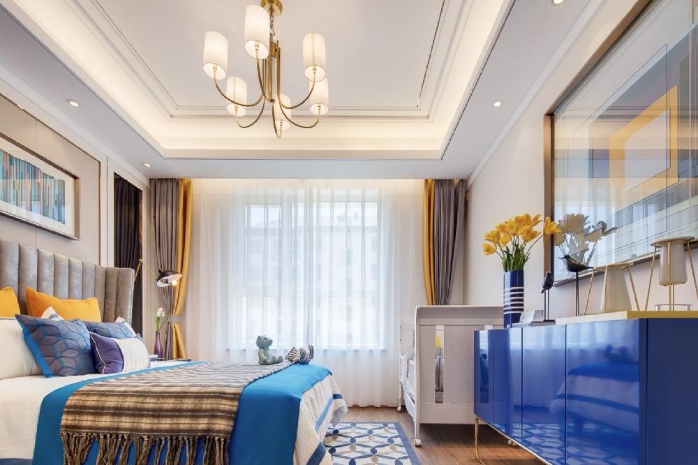 140㎡新房,從客廳美到了臥室10866887