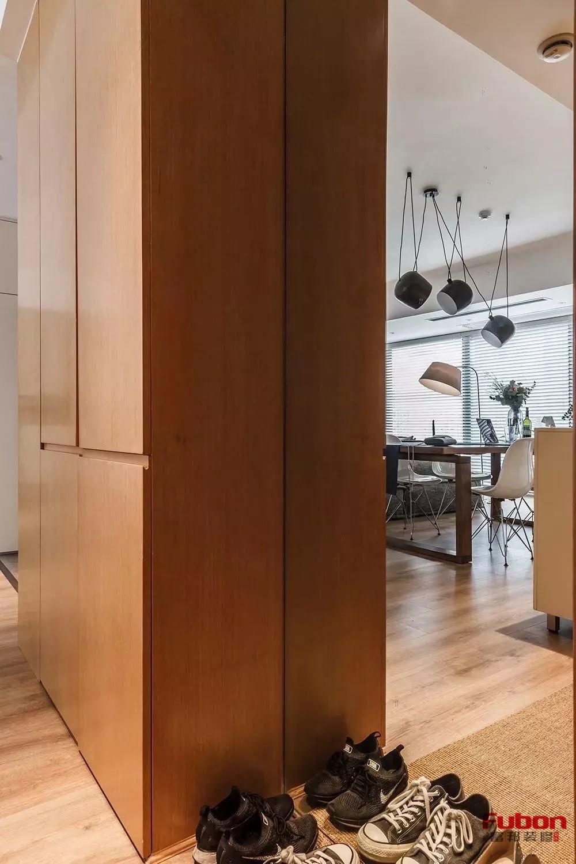 107㎡改造新房,超级宽敞透亮的多功能区10921281