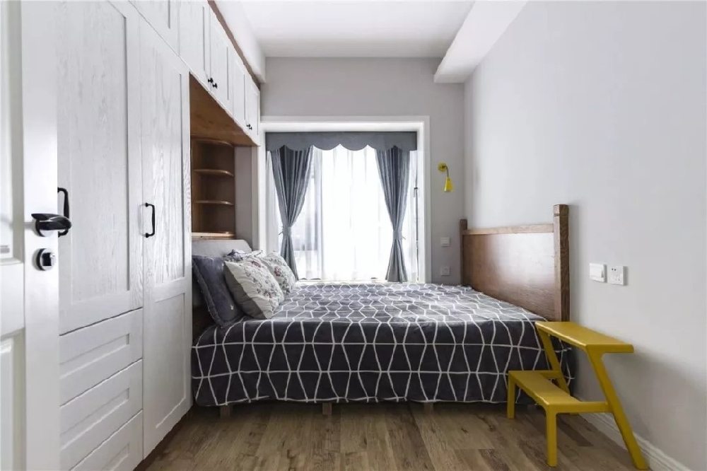 緊湊的小空間,裝成二房也自然!10979401
