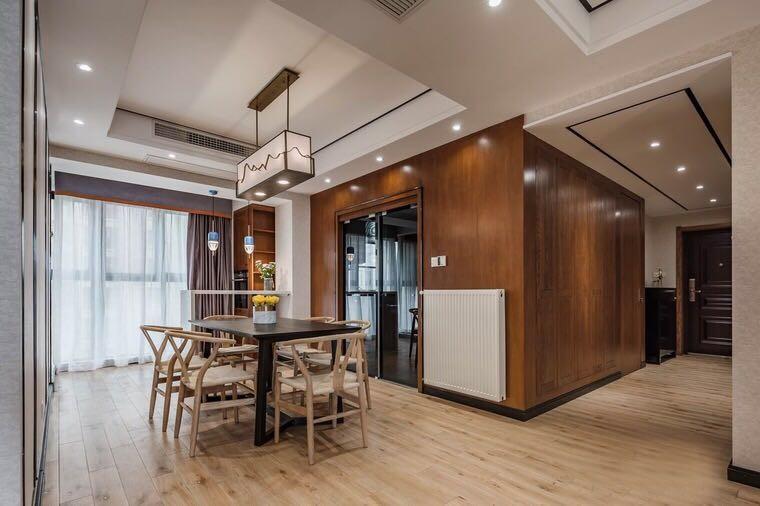 84㎡两居室,充满港式风格的住宅10980994