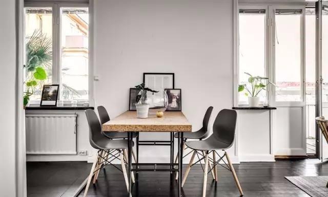 现代风格一居室,繁华深处的静谧悠然10994436