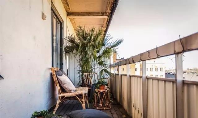 现代风格一居室,繁华深处的静谧悠然10994434