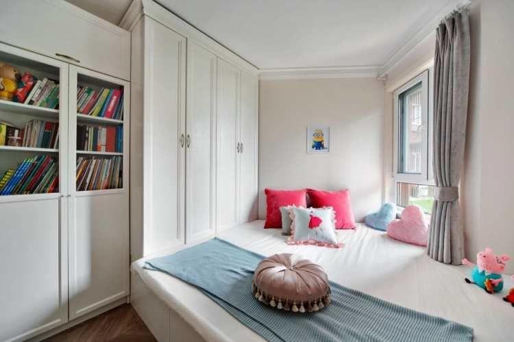 两居室现代风格 那一抹蓝11041097