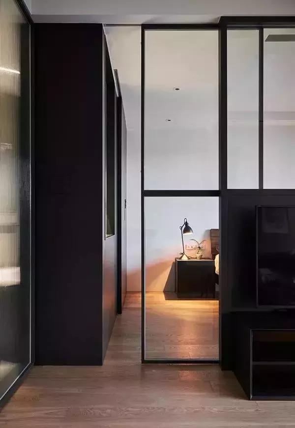 49㎡现代简约,单身公寓也很宽敞舒适11100212