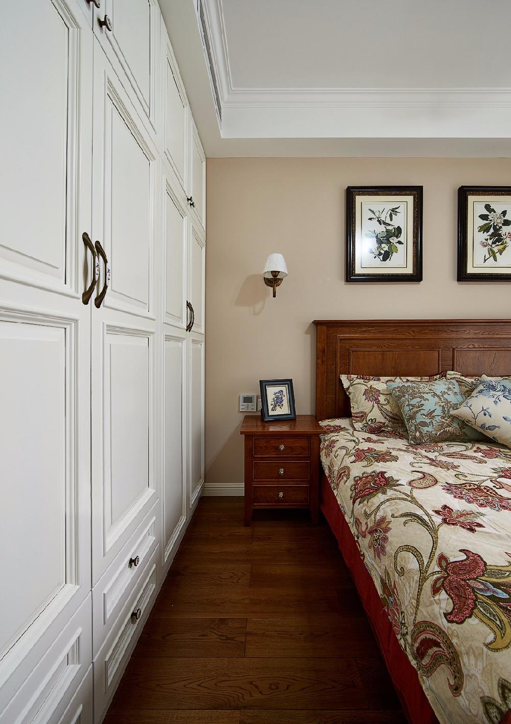 95平兩居室美式田園風格11143902