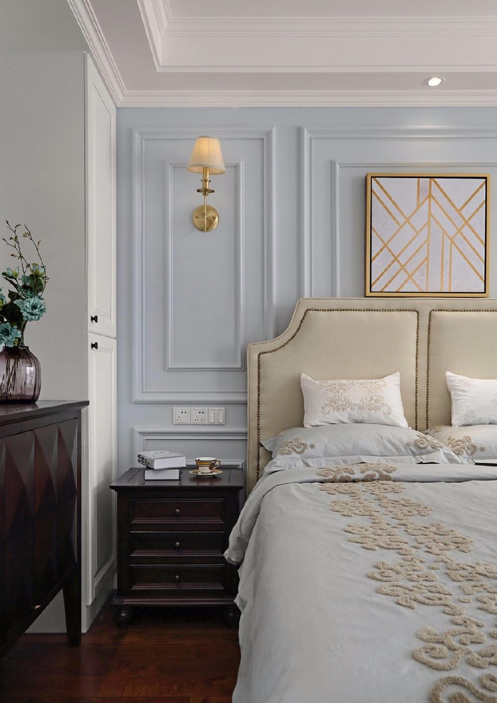 轻奢简欧小公寓,理想家的模样11156149